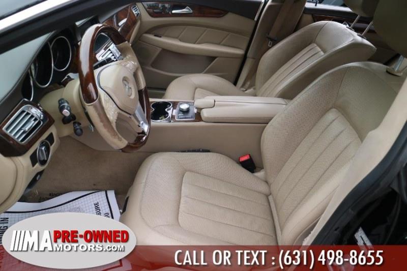 Mercedes-Benz CLS-Class 2013 price $21,995