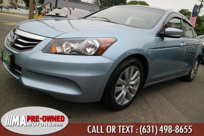 Honda Accord sedan 2012 price $14,995