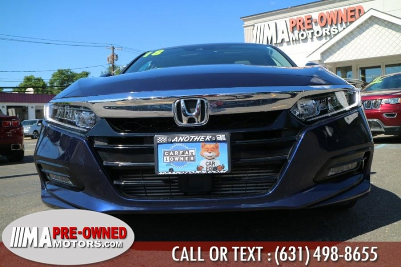 Honda Accord Sedan 2018 price $25,995
