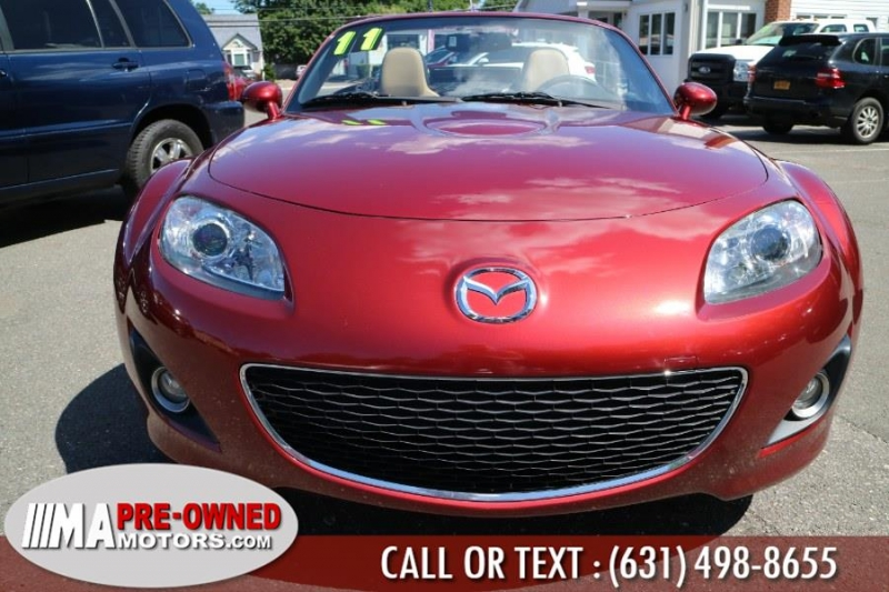 Mazda MX-5 Miata 2011 price $19,495