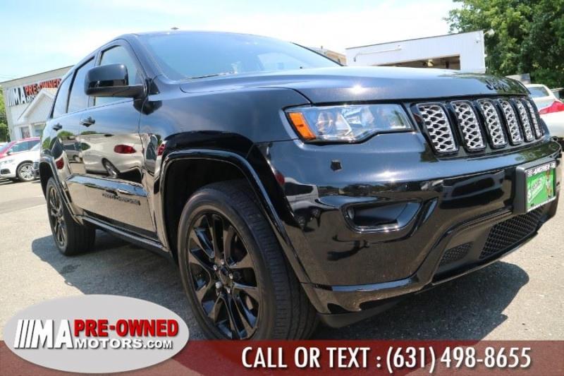 Jeep Grand Cherokee 2018 price $33,595