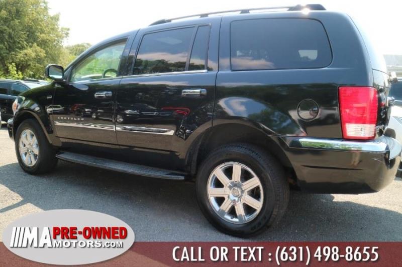 Chrysler Aspen 2008 price $6,495