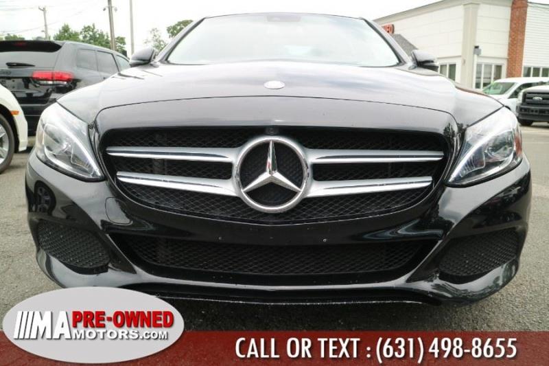 Mercedes-Benz C-Class sports 4matic 2016 price $24,495