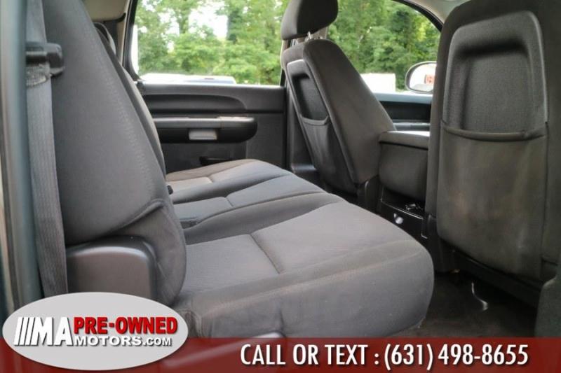 Chevrolet Silverado 1500 2011 price $15,995