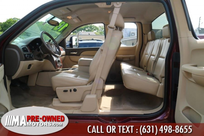 Chevrolet Silverado 2500HD duramax diesel with allison trans 2013 price $32,995