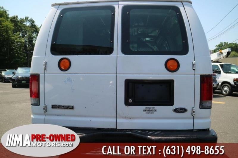 Ford Econoline 250 cargo van 2006 price $7,995