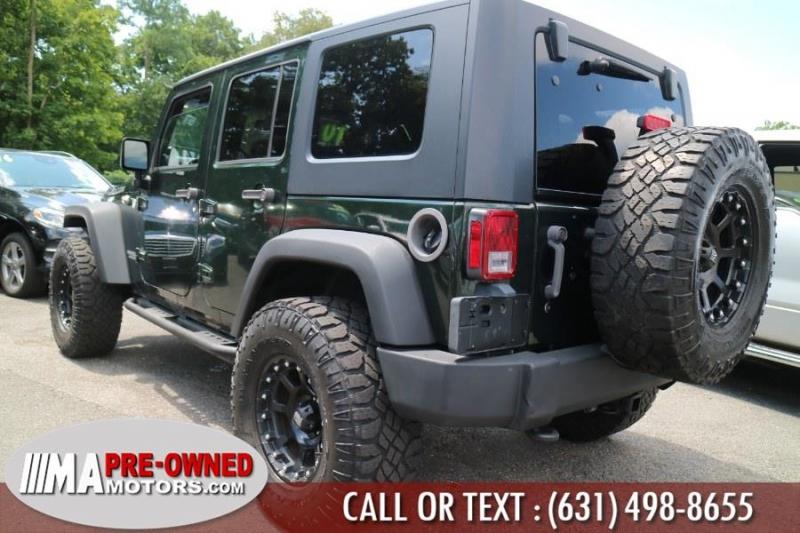 Jeep Wrangler Unlimited rubicon 2010 price $21,995