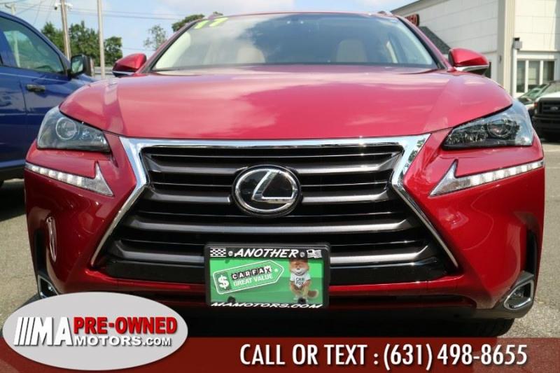 Lexus NX 2017 price $29,995