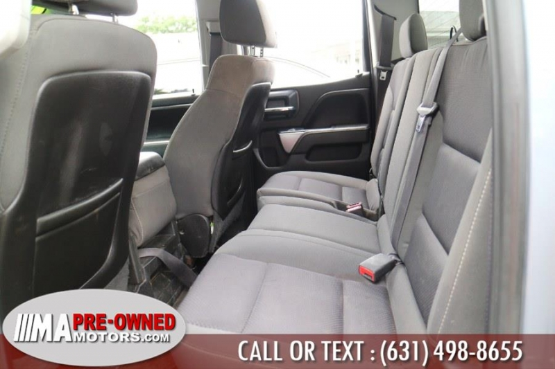 Chevrolet Silverado 1500 Double cab 2015 price $21,995