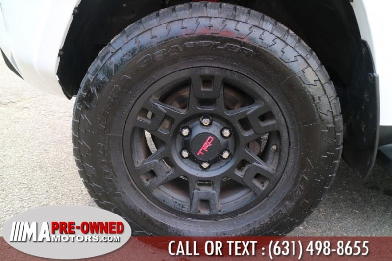 Toyota 4Runner 2019 price $53,995