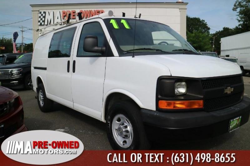 Chevrolet Express Cargo Van 2011 price $14,995