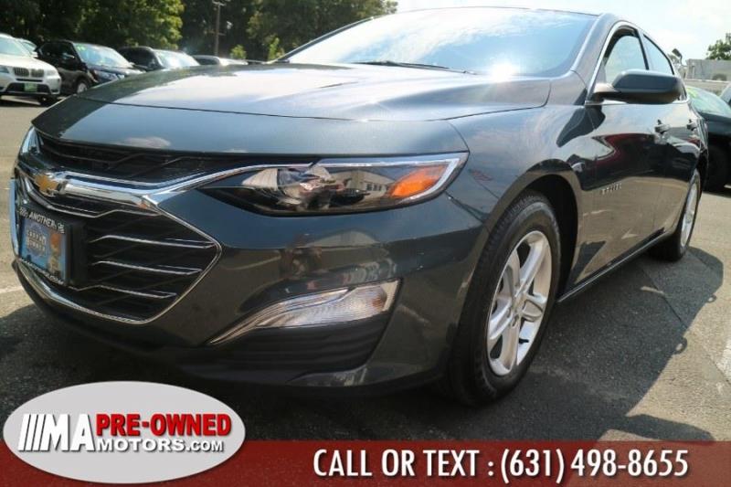Chevrolet Malibu 2021 price $24,995