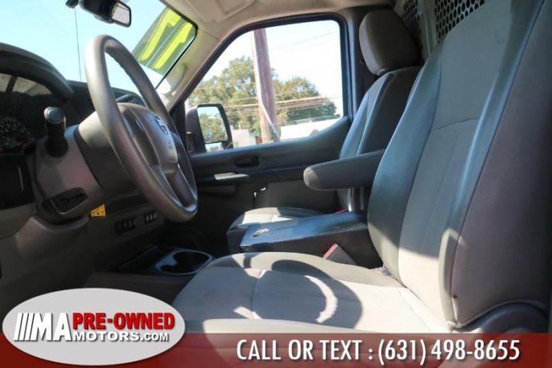 Nissan NV Cargo standard roof 2500 2017 price $23,995