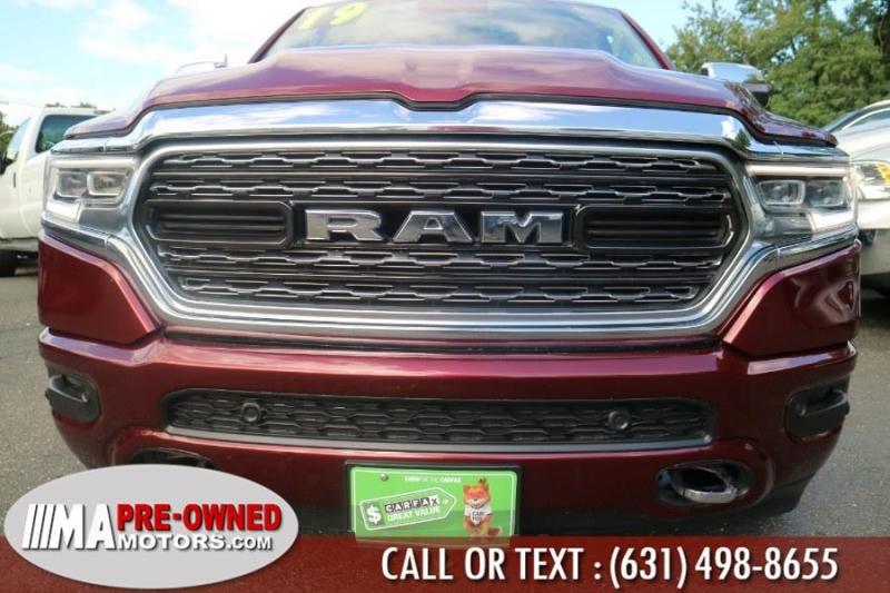 Ram 1500 2019 price $47,495