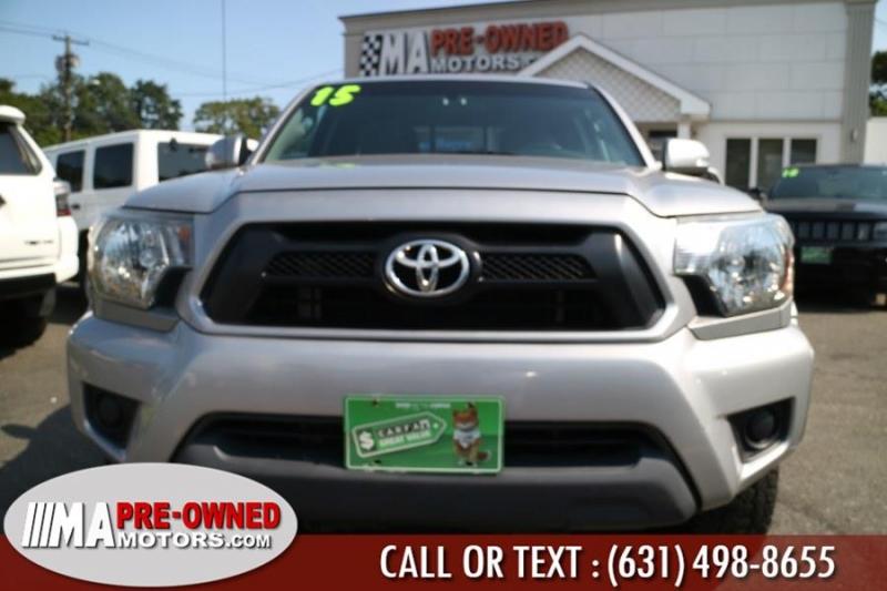 Toyota Tacoma manual 2015 price $20,495