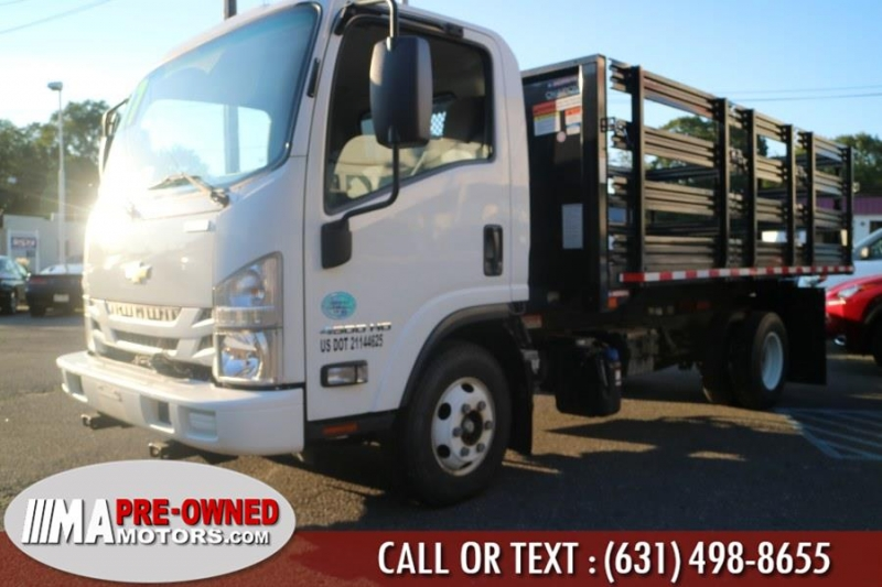 Chevrolet 4500HD LCF Diesel 2017 price $43,994