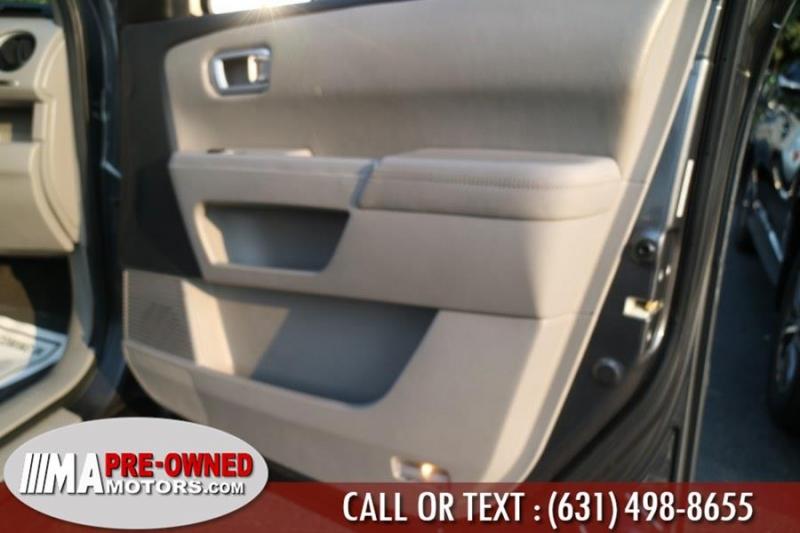 Honda Pilot 2012 price $10,995