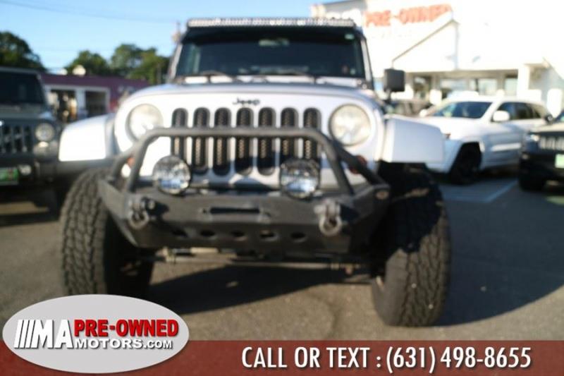 Jeep Wrangler SAHARS SOFT TOP 2008 price $16,995