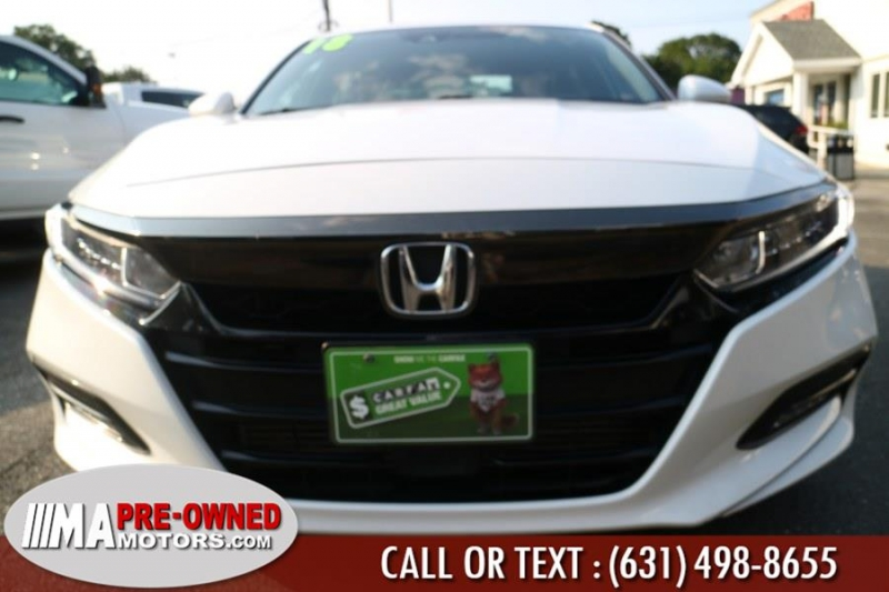 Honda Accord Sedan 2018 price $18,995