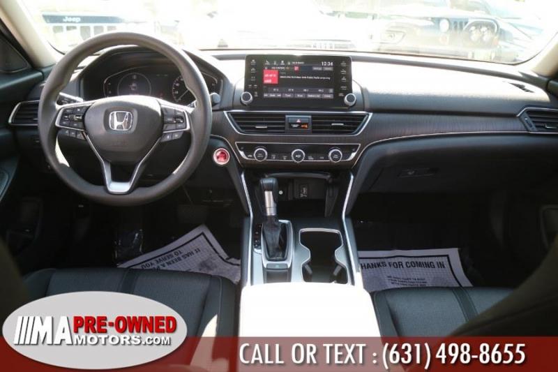 Honda Accord Sedan 2019 price $27,495