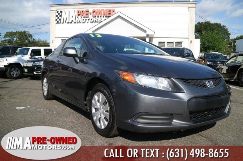 Honda Civic Cpe 2012 price $10,495