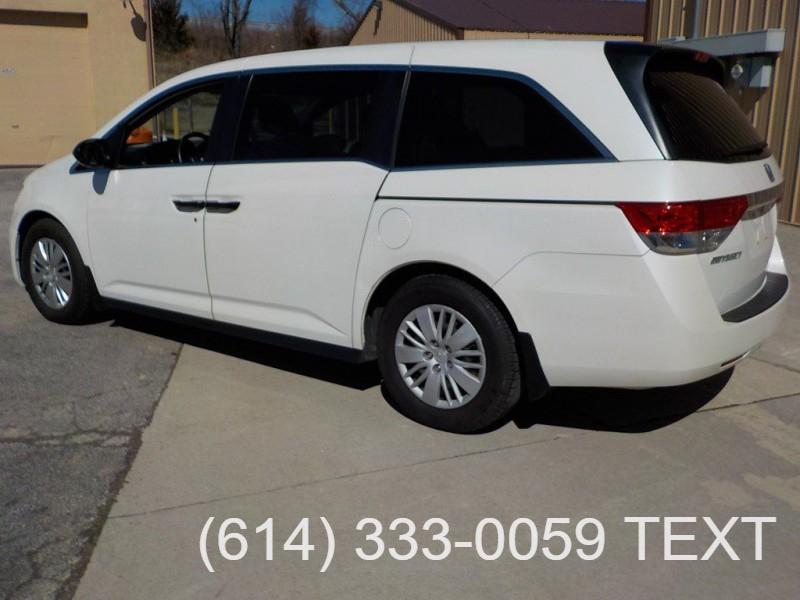 Honda Odyssey 2015 price $12,990