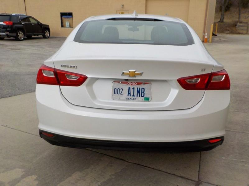 Chevrolet Malibu 2017 price $11,900