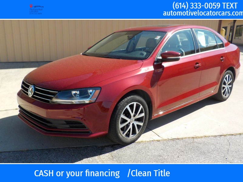 Volkswagen Jetta 2017 price $0
