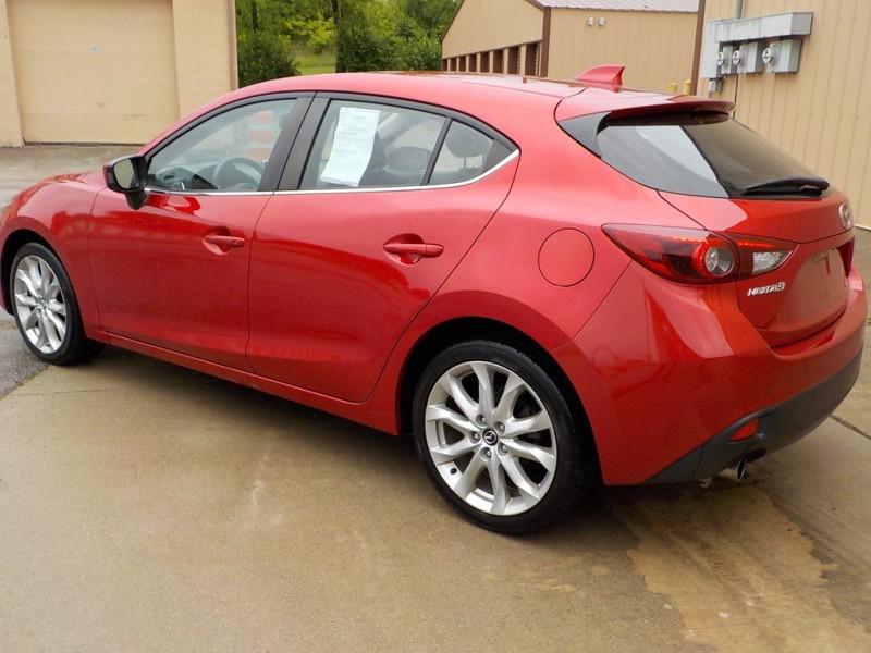 Mazda Mazda3 GRAND TOURING 2014 price $14,995