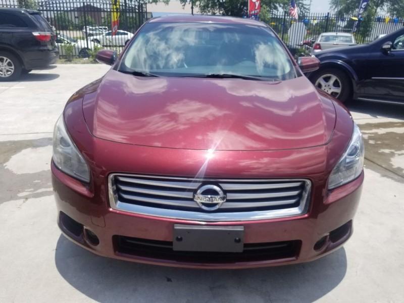Nissan Maxima 2012 price $7,995 Cash