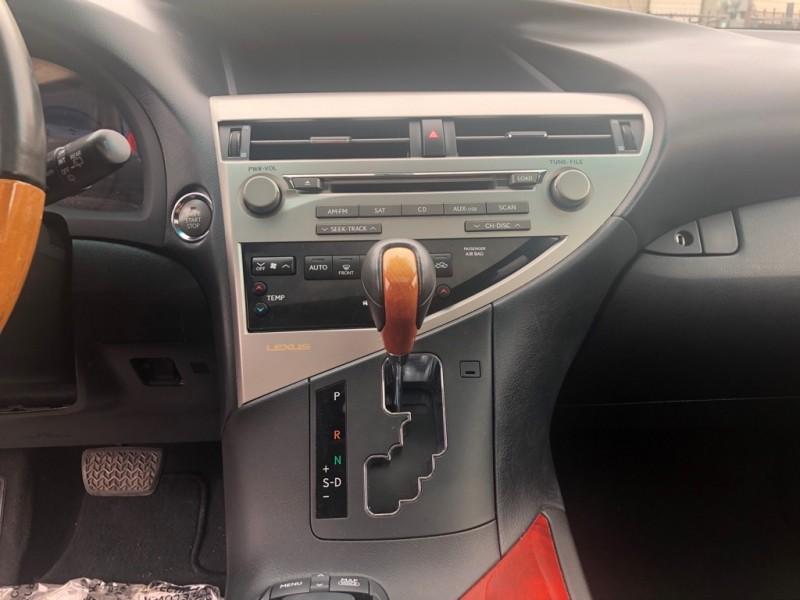 Lexus RX 350 2012 price $15,999 Cash