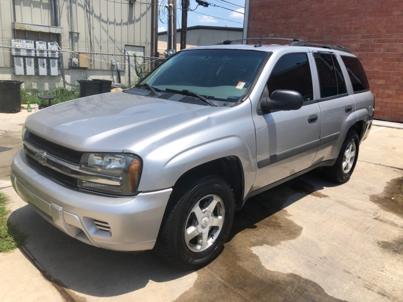 Chevrolet TrailBlazer 2005 price $4,999 Cash