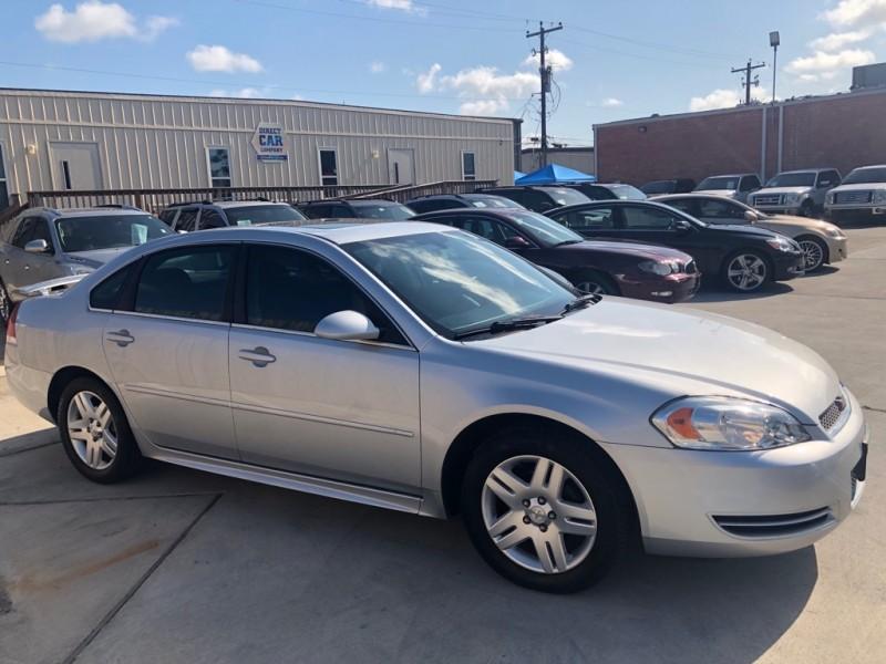 Chevrolet Impala Limited 2014 price $9,999 Cash