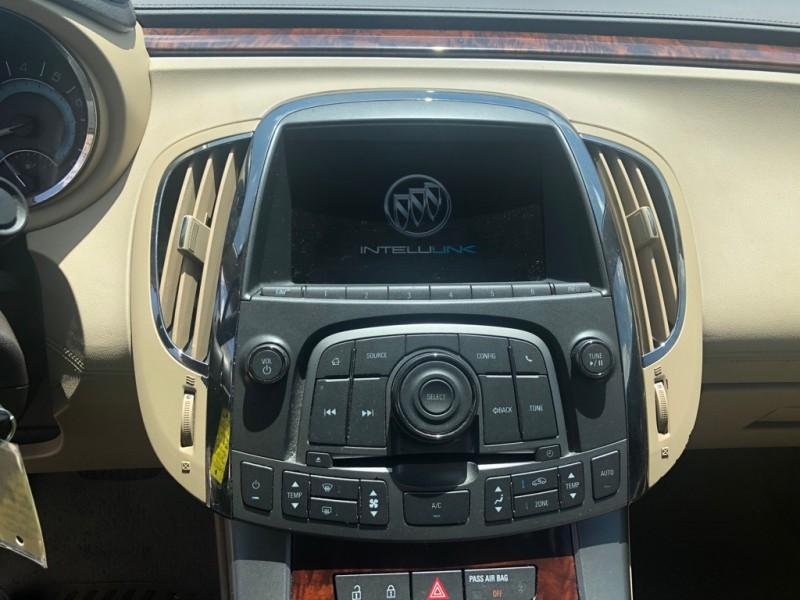 Buick LaCrosse 2012 price $9,999 Cash