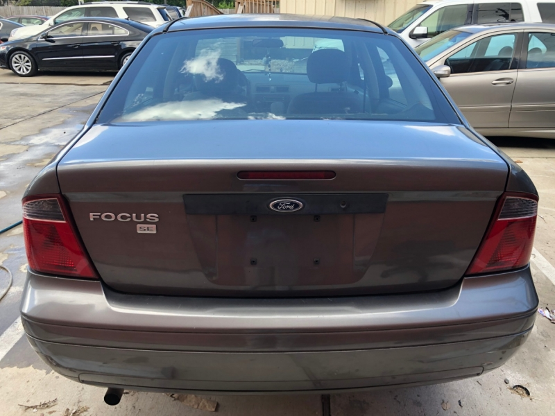 Ford Focus 2007 price $4,999 Cash