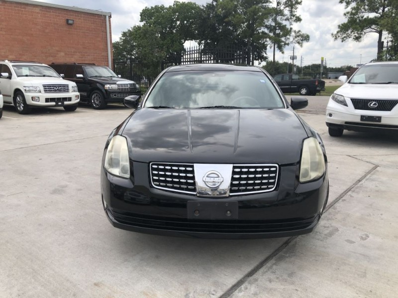 Nissan Maxima 2004 price $4,999 Cash