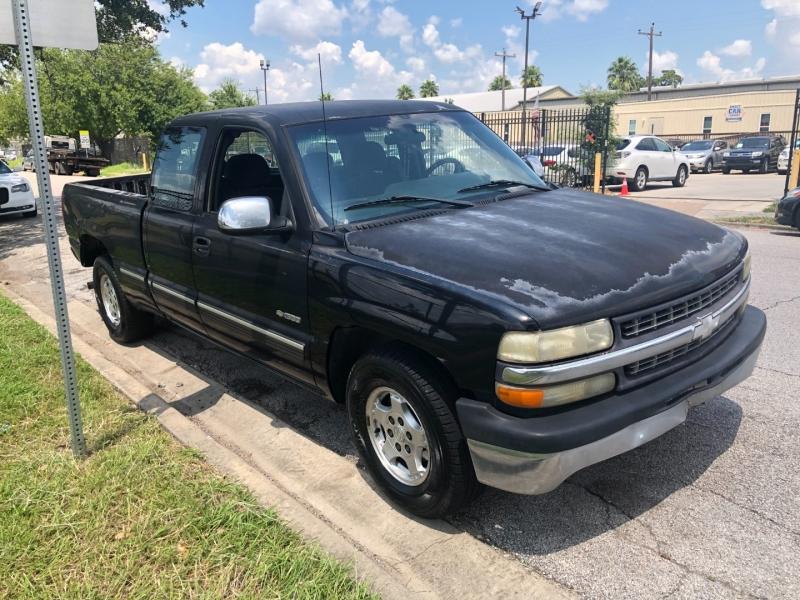 Chevrolet Silverado 1500 2002 price $4,999 Cash