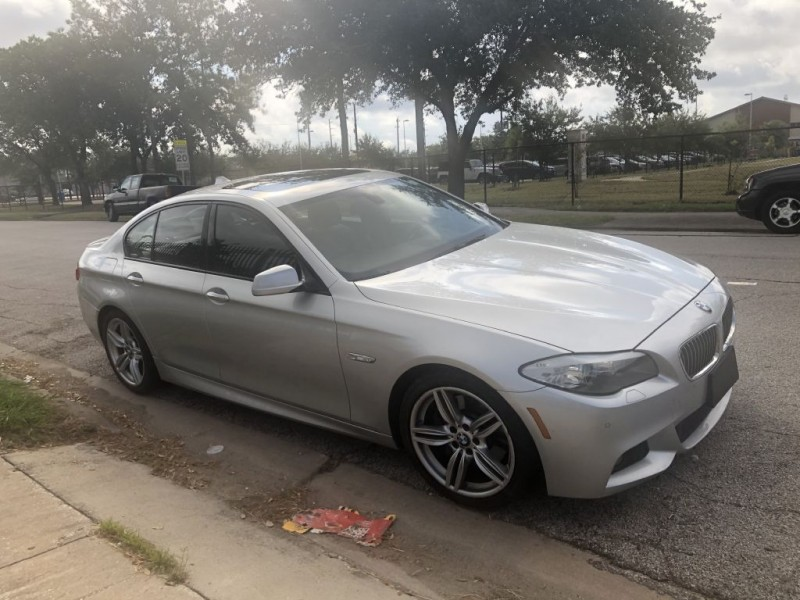 BMW 5 Series 2013 price $14,999 Cash
