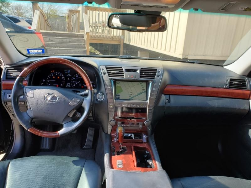 Lexus LS 460 2008 price $9,999 Cash