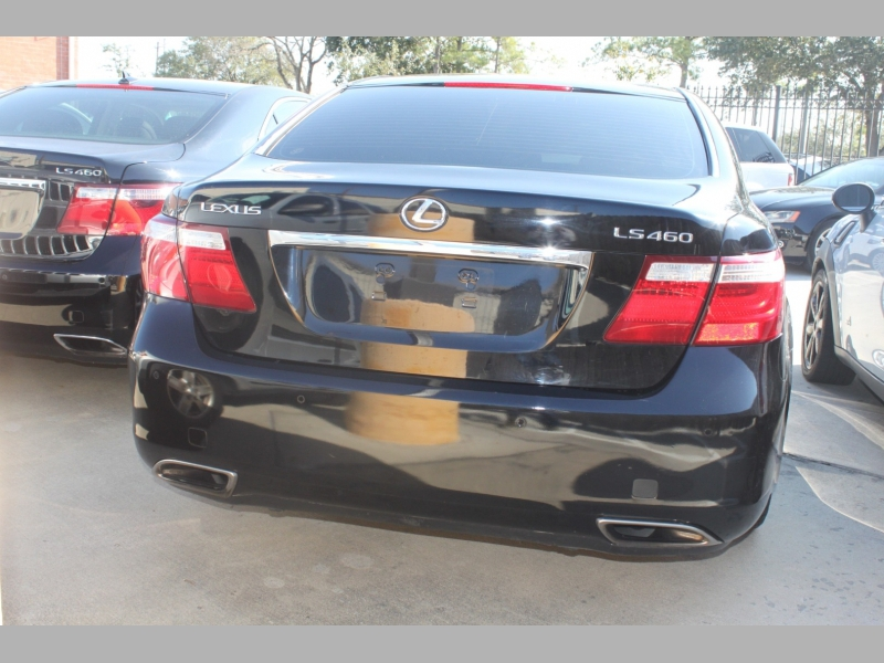 Lexus LS 460 2008 price $9,999 Cash