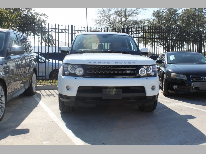 Land Rover Range Rover Sport 2012 price $14,999 Cash
