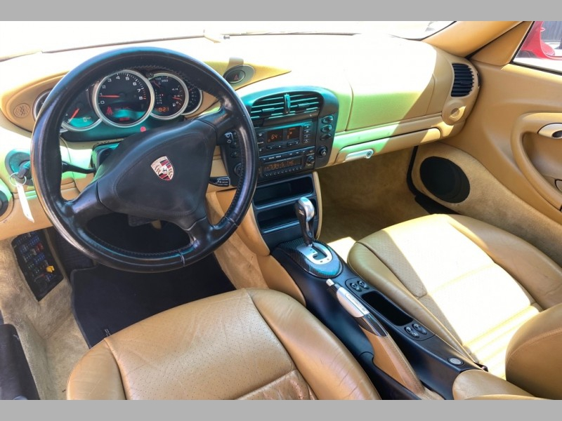 Porsche 911 Carrera 2003 price $26,999 Cash