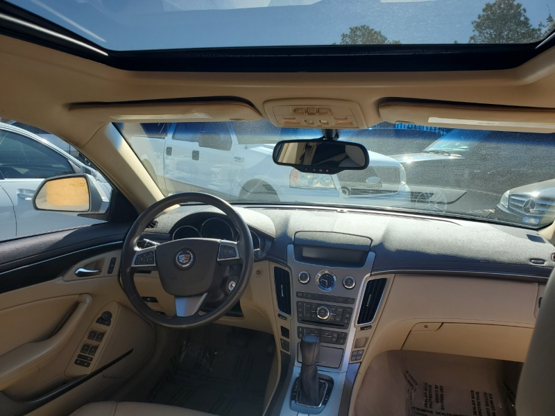 Cadillac CTS Sedan 2010 price $8,999 Cash