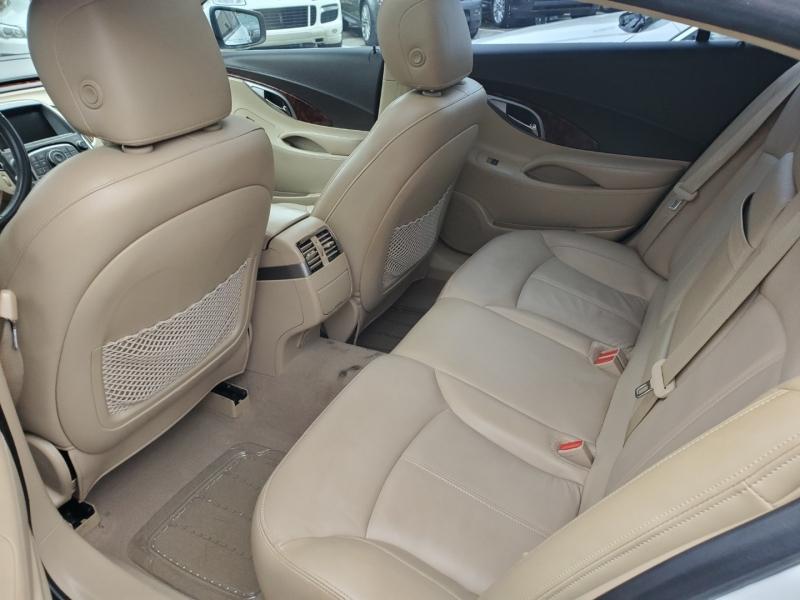 Buick LaCrosse 2012 price $12,999 Cash
