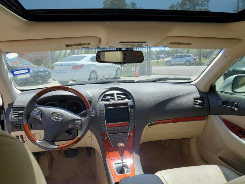 Lexus ES 350 2011 price $11,999 Cash