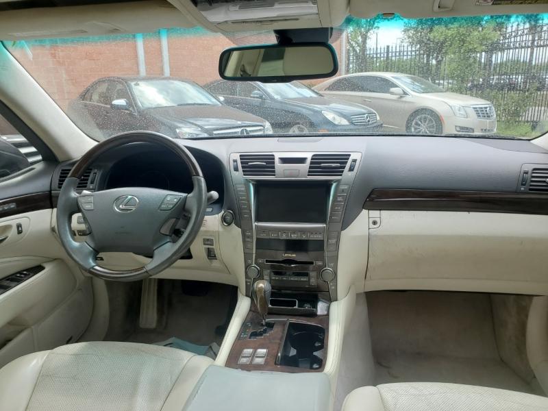 Lexus LS 460 2009 price $14,999 Cash