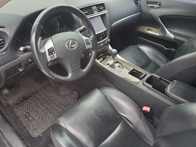Lexus IS 250 2011 price $11,999 Cash