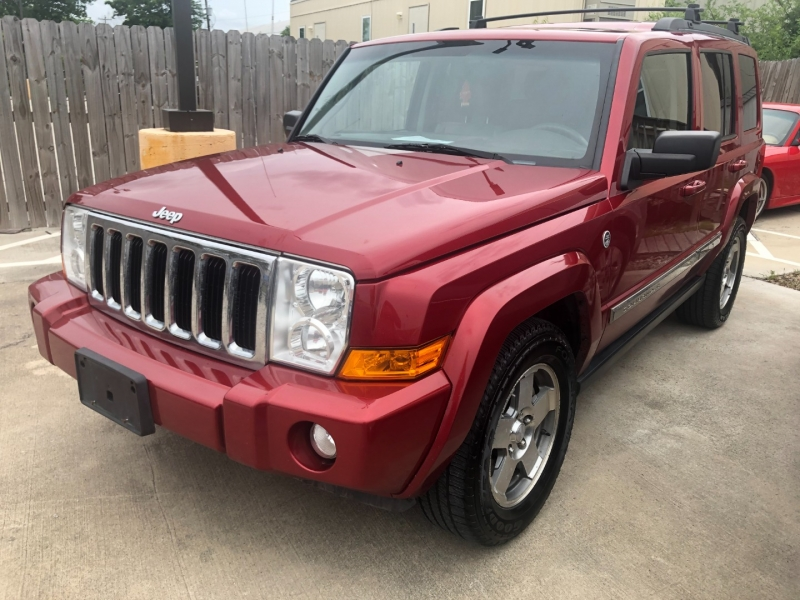 Jeep Commander 2010 price $9,999 Cash
