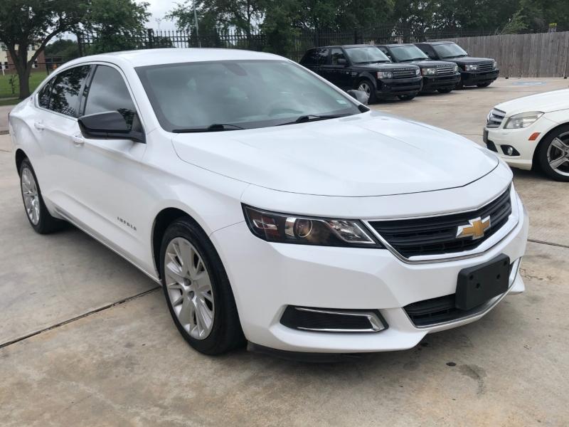Chevrolet Impala 2017 price $16,999 Cash