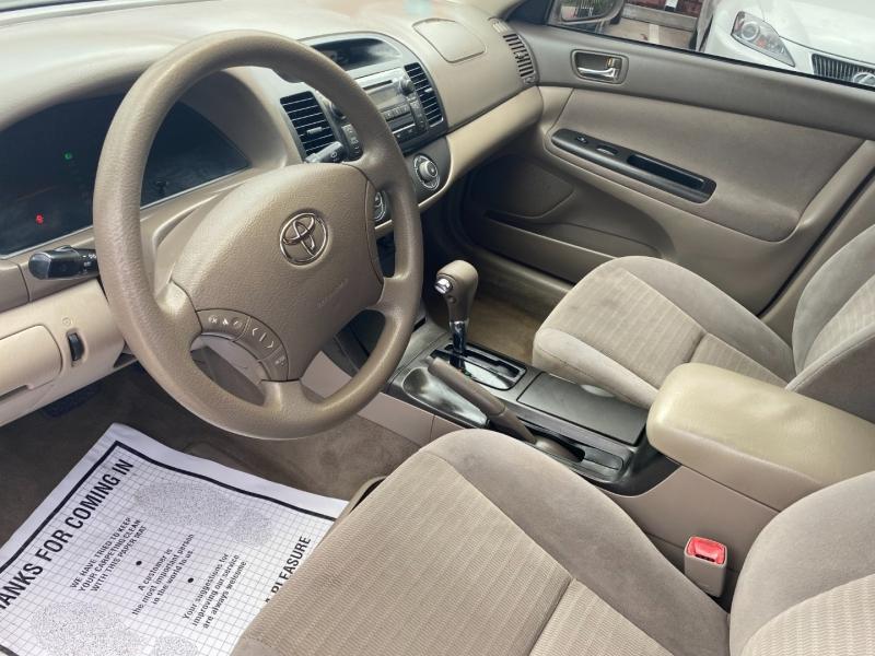 Toyota Camry 2005 price $4,999 Cash
